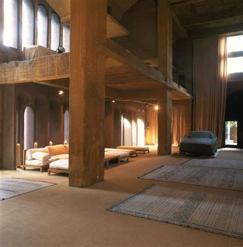 Amazing Loft by The Amazing Cement Factory Loft By Ricardo Bofill