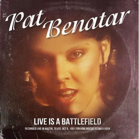 is battlefield pat benatar pat benatar live is a battlefield kbfh digitally remastered 2016 0dayroxx melodic rock