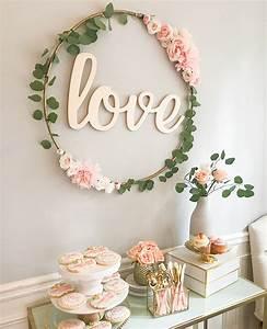 diy cercle fleuri mon bebe cheri blog bebe et deco With chambre bébé design avec fleurs pour un anniversaire