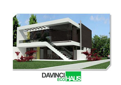 cuisine design de luxe maison contemporaine moderne en ossature bois rt 2012