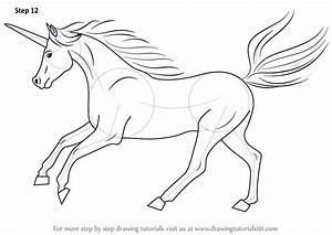 Learn How to Draw a Unicorn (Unicorns) Step by Step ...