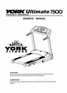 York Ultimate 7500 Foldable