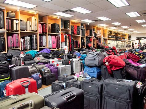 luggage stores  nyc  suitcases  travel