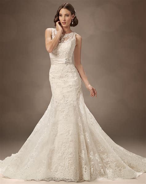 25 Beautiful Vintage Lace Wedding Dresses Ideas Magment