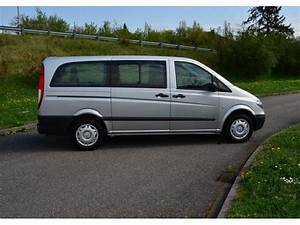 Mercedes Vito Combi 9 Places : mercedes minibus 9 places mitula voiture ~ Maxctalentgroup.com Avis de Voitures