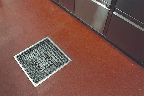 commercial floor sink drain commercial floor drainage systems sibuza flooring