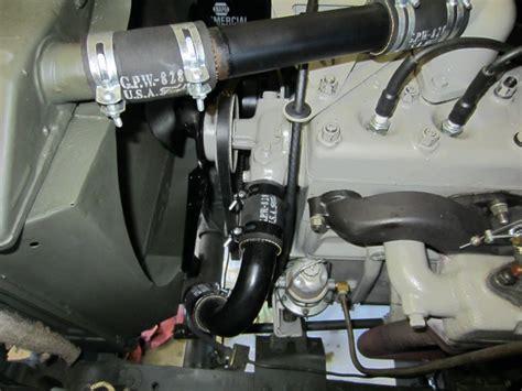 wwii jeep engine jarheadjeep com wwii usmc willys mb ford gpw jeep and