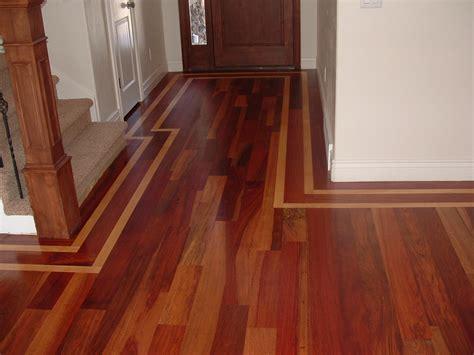 Wade Homes Custom Hardwood Flooring Brazilian Cherry