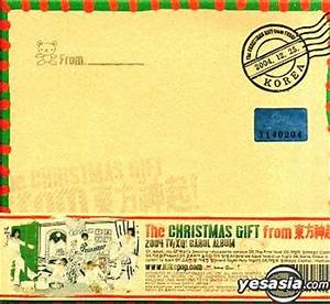 YESASIA Dong Bang Shin Ki Christmas Gift From Dong Bang