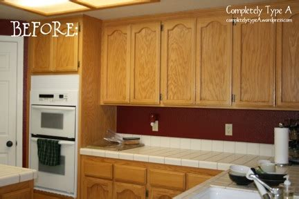 Rustoleum Cabinet Transformations Color Samples by Plan B Painting Cabinets Using Rustoleum Completely Type A