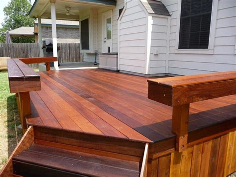 ipe with cabots stain by austin dream decks images frompo