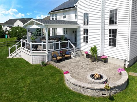 custom trex deck porch patio royersford pa sq ft