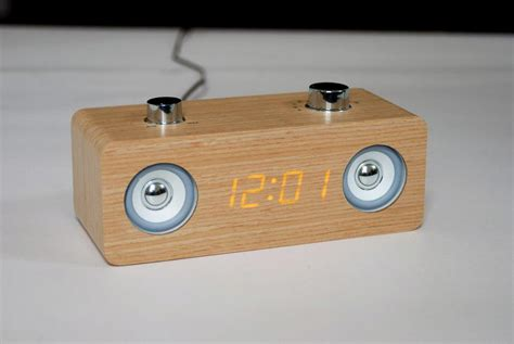 Wooden Fm Radio With Clock Purchasing, Souring Agent