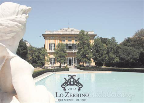 Zerbino Genova by Immagini Di Villa Lo Zerbino Guidacatering It