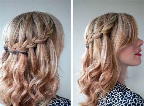 Homecoming Hairstyles For Medium Hair Down