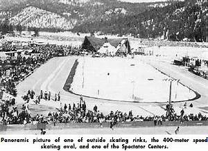 Speed Skating At The 1960 Winter Olympics Wikipedia