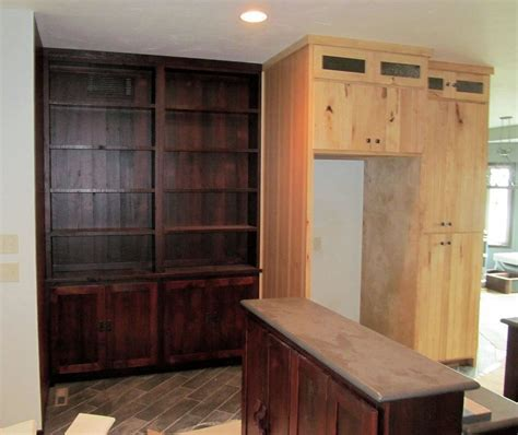 White Hickory Kitchen Cabinets ? Barn Wood Furniture