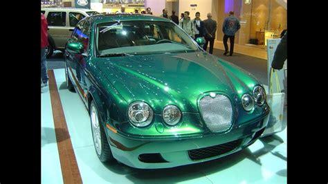 2004 Jaguar S-type R Review, Walk Around, Start Up & Rev