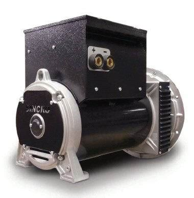 ib dc alternator sincro