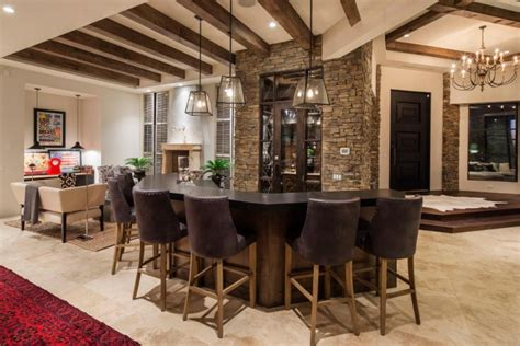 Rustic Home Bar by 17 Rustic Home Bar Designs Ideas Design Trends