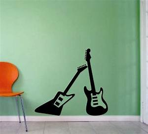 17 best images about etsy shop musical themed decor on With letter stickers for guitars