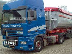 Daf Te 95xf 2002 Standard Tractor  Trailer Unit Photo And Specs