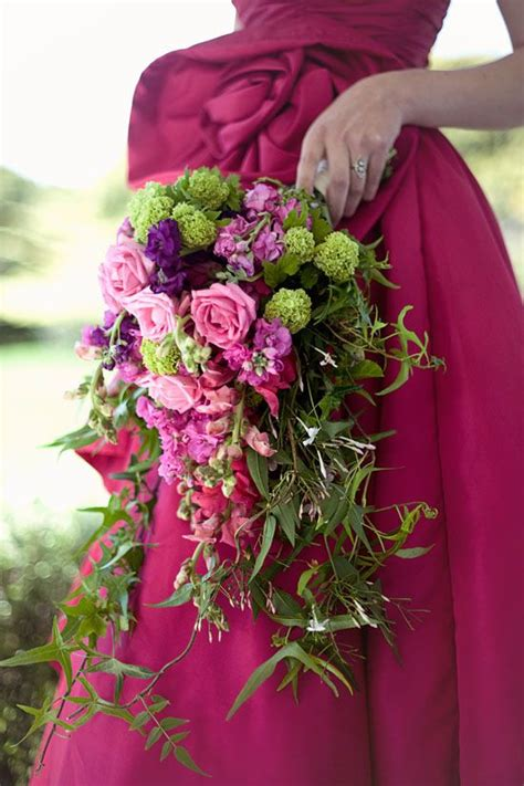 62 Best Images About Magenta Weddings On Pinterest