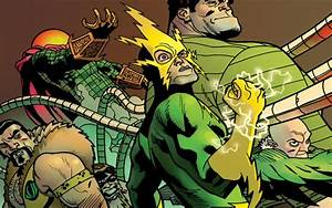 Sinister, Six, Spin