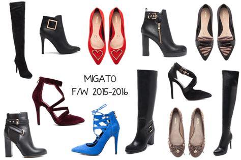 Migato Autumn/winter 2015-2016