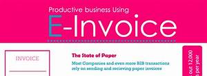 Productive business using e invoice for Einvoice