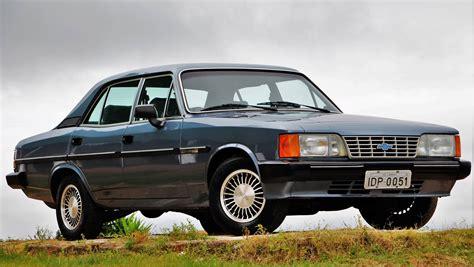 Este Chevrolet Opala Comodoro 1989 só teve dois donos - e ...