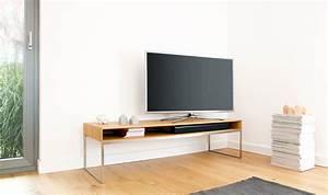 Tv Lowboard Mit Tv Halterung : tv lowboard jano aus massivholz nach ma goldau noelle ~ Michelbontemps.com Haus und Dekorationen