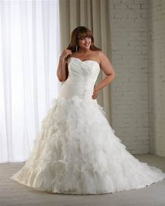 five plus size wedding dresses for 500 dollars or less With wedding dresses for less