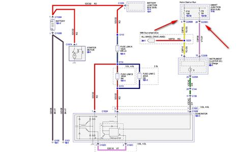 Ford Wiring Diagram Circuit Maker