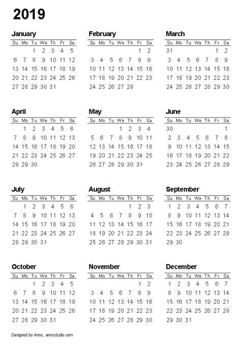calendar printable templates lab