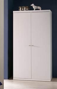 Kleiderschrank 2 Türig Weiß : kleiderschrank robin 2 t rig wei kinder jugendzimmer kleiderschr nke ~ Indierocktalk.com Haus und Dekorationen