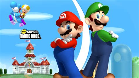 Animated Mario Wallpaper - mario wallpaper hd