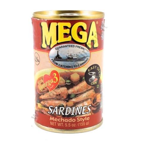 mega sardines mechado alacce  salsa speziata xg