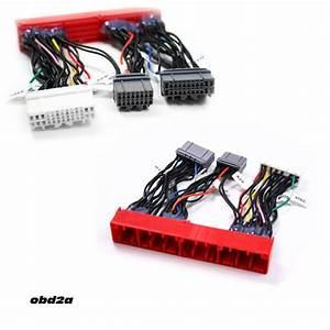 Honda Obd2a Obd2b Obd0 To Obd1 Ecu Jumper Conversion