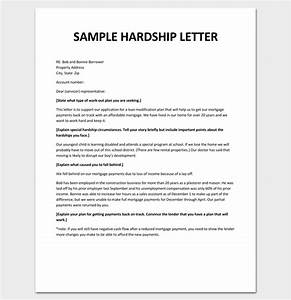 stating financial hardship letter to court pictures to pin With hardship letter to mortgage company