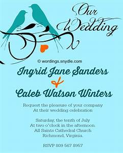 informal wedding invitation wording samples wordings and With wedding invitation text message for friends