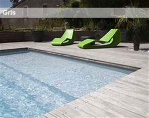 piscine couloir de nage liner couleur gris clair piscine With piscine avec liner gris clair 0 swimming pools swimming pools magiline