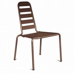 Chaise De Jardin En Aluminium : catgorie fauteuil de jardin page 4 du guide et comparateur d 39 achat ~ Teatrodelosmanantiales.com Idées de Décoration