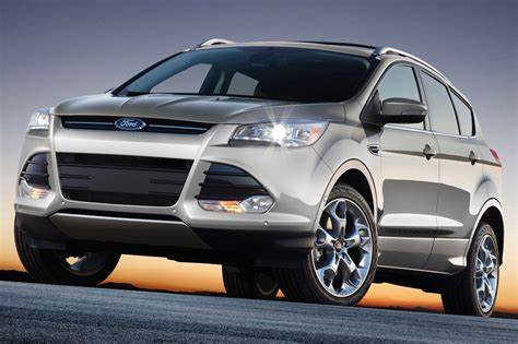 Ford Suv 2015 by Used 2015 Ford Escape For Sale Pricing Features Edmunds
