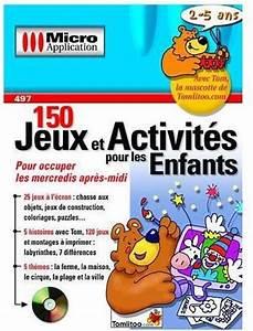 Jeux Enfant 4 Ans : 150 jeux et activites pour les enfants 2 5 ans pc jeux ~ Dode.kayakingforconservation.com Idées de Décoration
