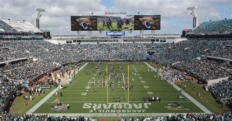 Jacksonville Jaguars' Stadium Will Have New Name Starting