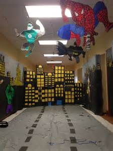 Easy Christmas Office Door Decorating Ideas by Hopi High Homecoming 2013 Hallway Decoration