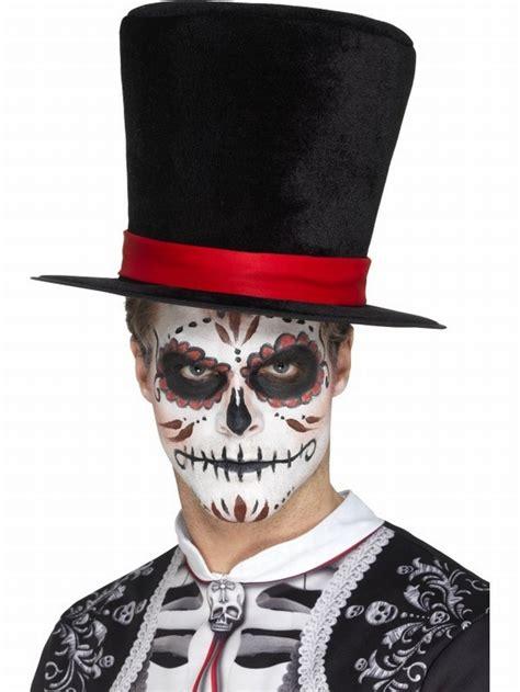 day of the dead top hat 163 3 99 halloween hats halloween
