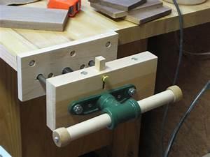 new end vise - by dorran @ LumberJocks com ~ woodworking