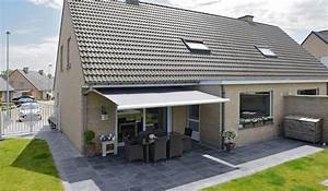 Store Banne Exterieur : stores de terrasse coffre design brustor ~ Edinachiropracticcenter.com Idées de Décoration